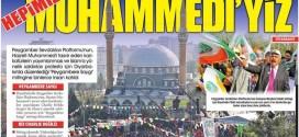 Hepimiz Muhammedi'yiz !